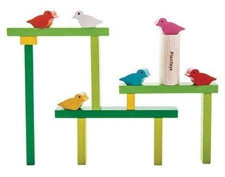 Balansujące drzewko, układanka drewniana, Plan Toys®