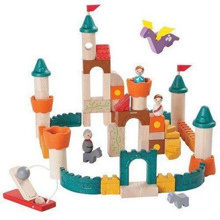 Drewniane klocki Fantazyjne, Plan Toys®