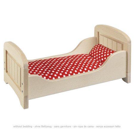 Drewniane łóżeczko, Goki 51701