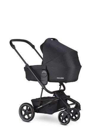 Easywalker Harvey²  Premium gondola wózka Onyx Black