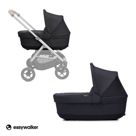 Easywalker Mosey+ Gondola do wózka Charcoal Blue