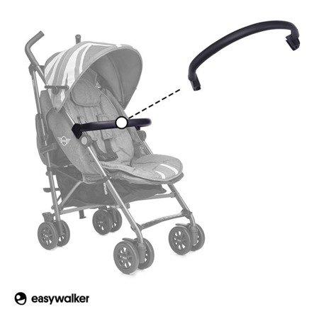 Easywalker Pałąk do wózka spacerowego uniwersalny Black
