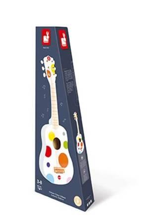Gitara duża Confetti, Janod