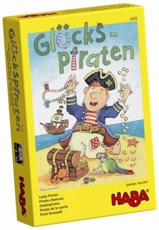 Gra - Szczęśliwi piraci
