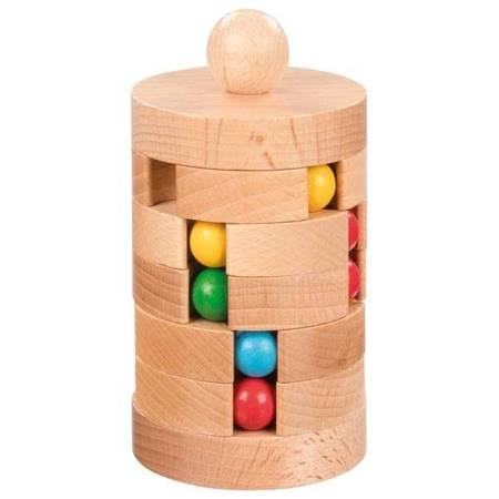 Gra logiczna: Wieża kolorów, Goki