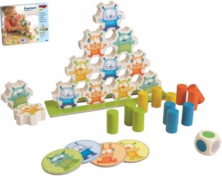 Gra - układanka Mini Potworki
