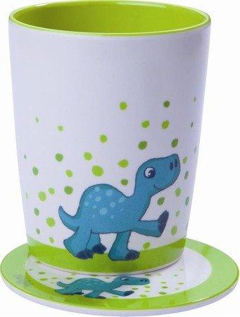 Kubeczek ze spodkiem Mały Dinozaur
