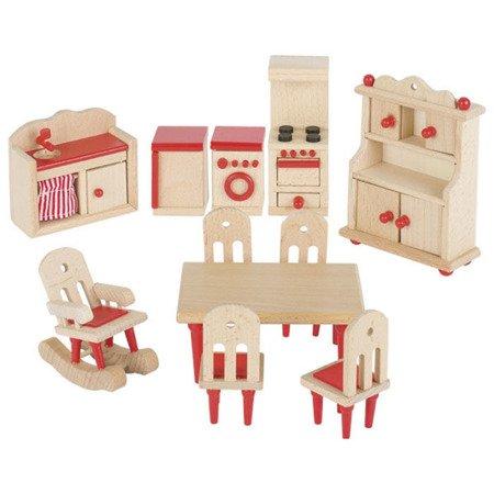 Kuchnia i pralka do domu dla lalek, GOKI-51951
