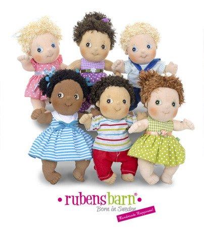 Lalka Rubens Cutie, Adam, Rubens Barn, RB-150011