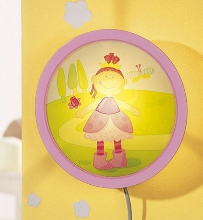 Lampa - kinkiet Księżniczka Rosina