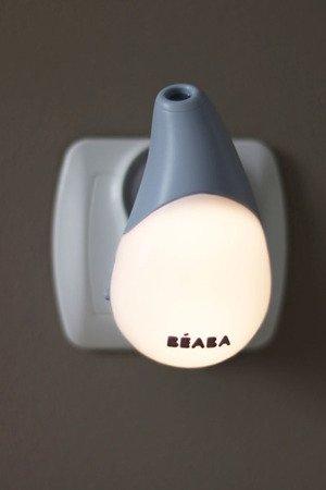 Lampka nocna LED z projektorem gwiazd i czujnikiem płaczu i ruchu Pixie Star Mineral, Beaba