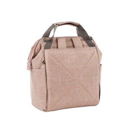 Lassig Glam Label Plecak dla mam z akcesoriami Goldie Backpack Rose