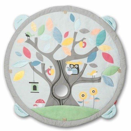 Mata edukacyjna Treetop Grey/Pastel