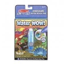 Melissa, Kolorowanka wodna Water Wow! Dinozaury