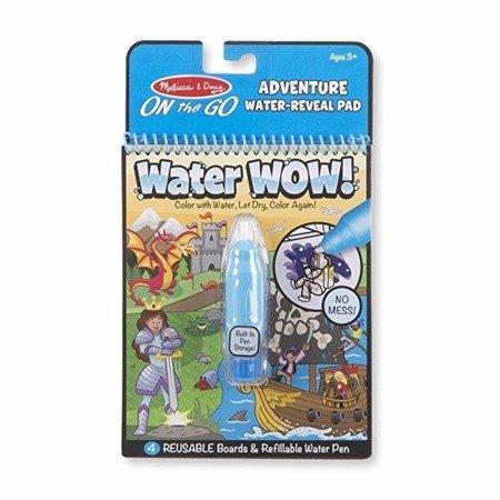 Melissa, Kolorowanka wodna Water Wow! Przygody