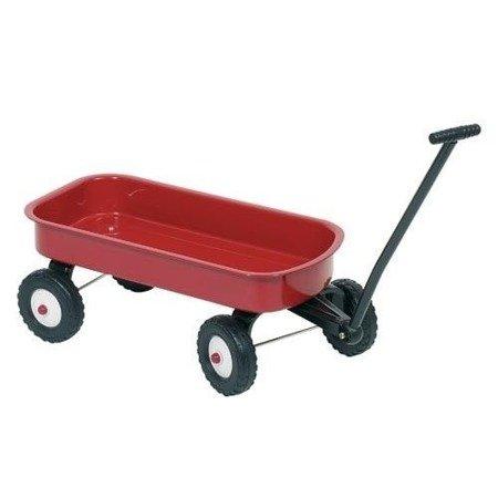 Metalowy wózek do ciągnięcia, Goki 14060