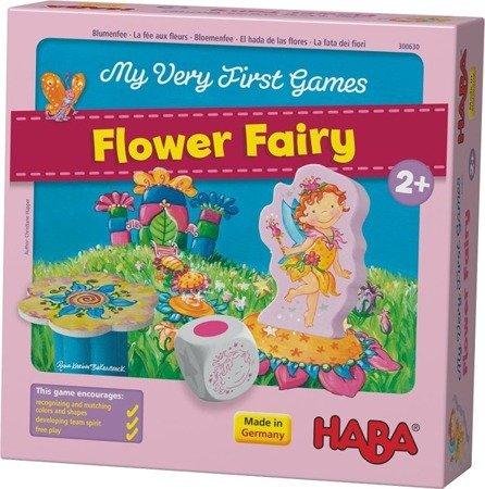 Moja pierwsza gra - Kwiatowa Wróżka