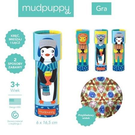 Mudpuppy Kalejdoskop Mix&Match Zwierzęta świata 3+