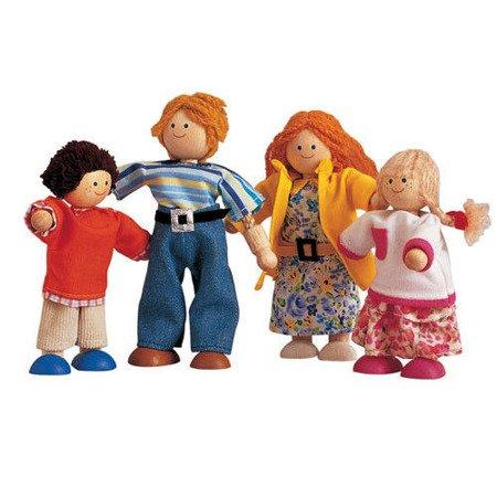Nowoczesna rodzina lalek, Plan Toys PLTO-7142