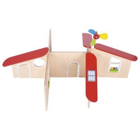 Nowoczesny domek dla lalek