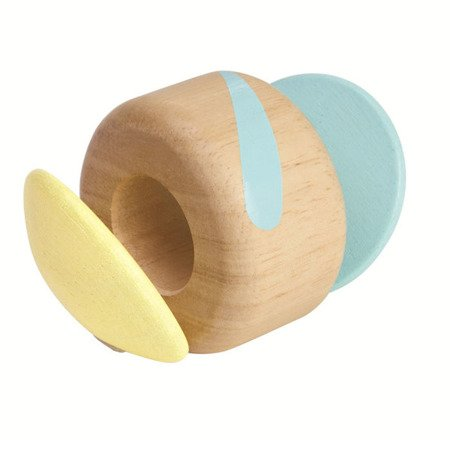 Pastelowa grzechotka klaszczący roller, PLTO-5253