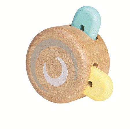 Pastelowa grzechotka roller, PLTO-5252