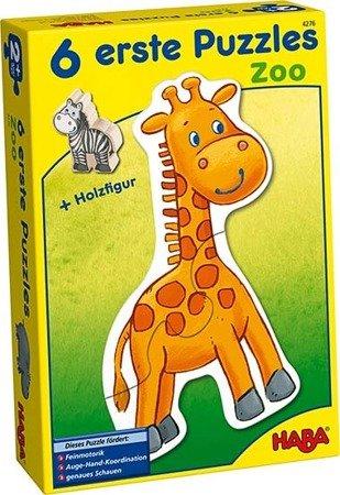 Pierwsze Puzzle - Zoo