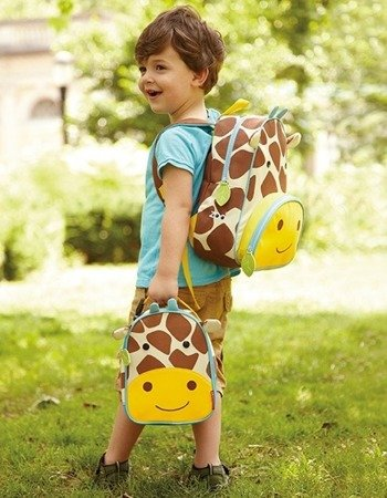 Plecak Zoo Żyrafa