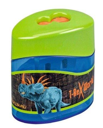 Podwójna temperówka T-Rex World