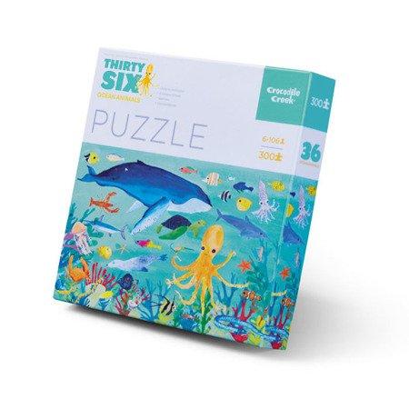 Puzzle 300el., motyw morskie zwierzęta, CC