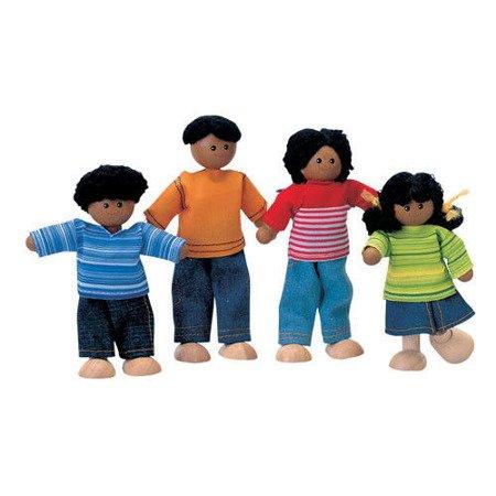 Rodzina ciemnoskórych lalek, Plan Toys PLTO-7416