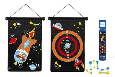 Scratch, Rzutki magnetyczne Kosmos, rozmiar L