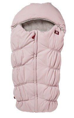 Śpiwór zimowy wodoodporny do wózka 6-24m Footmuff Soft Pink Red Castle