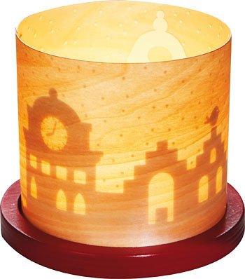 Świąteczny Lampion Miasteczko