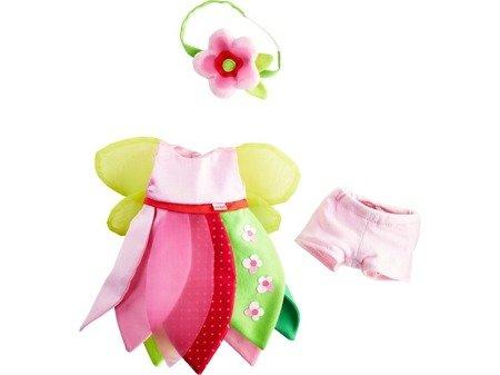 Ubranko dla lalki 30cm Kwiatowa Wróżka