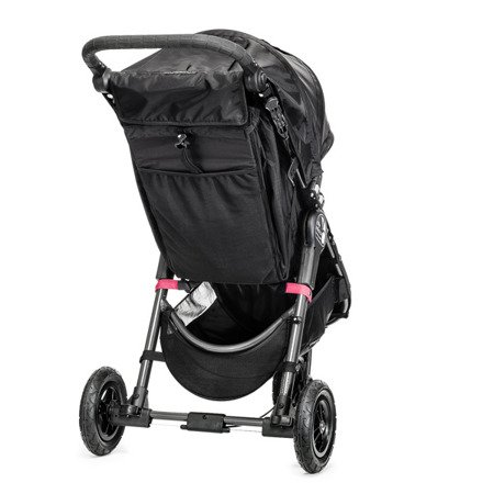Wózek CITY MINI GT SINGLE BLACK/BLACK 15410 Baby Jogger+pałąk+folia