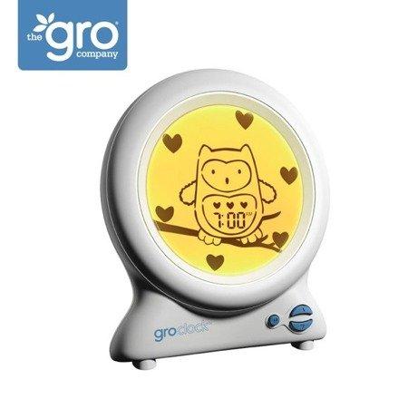 Zegar GroClock Ollie the Owl, Gro Company