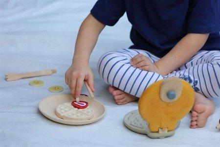 Zestaw do robienia gofrów, Plan Toys
