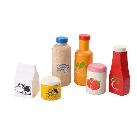 Zestaw jedzenia i napojów do zabawy w gotowanie, Plan Toys®